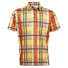 Tour Plaid Lifestyle Polo
