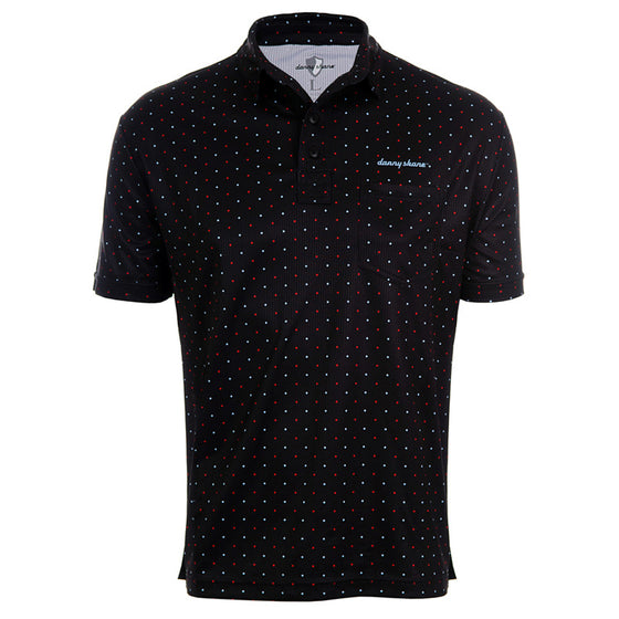 Double Dot Active Polo