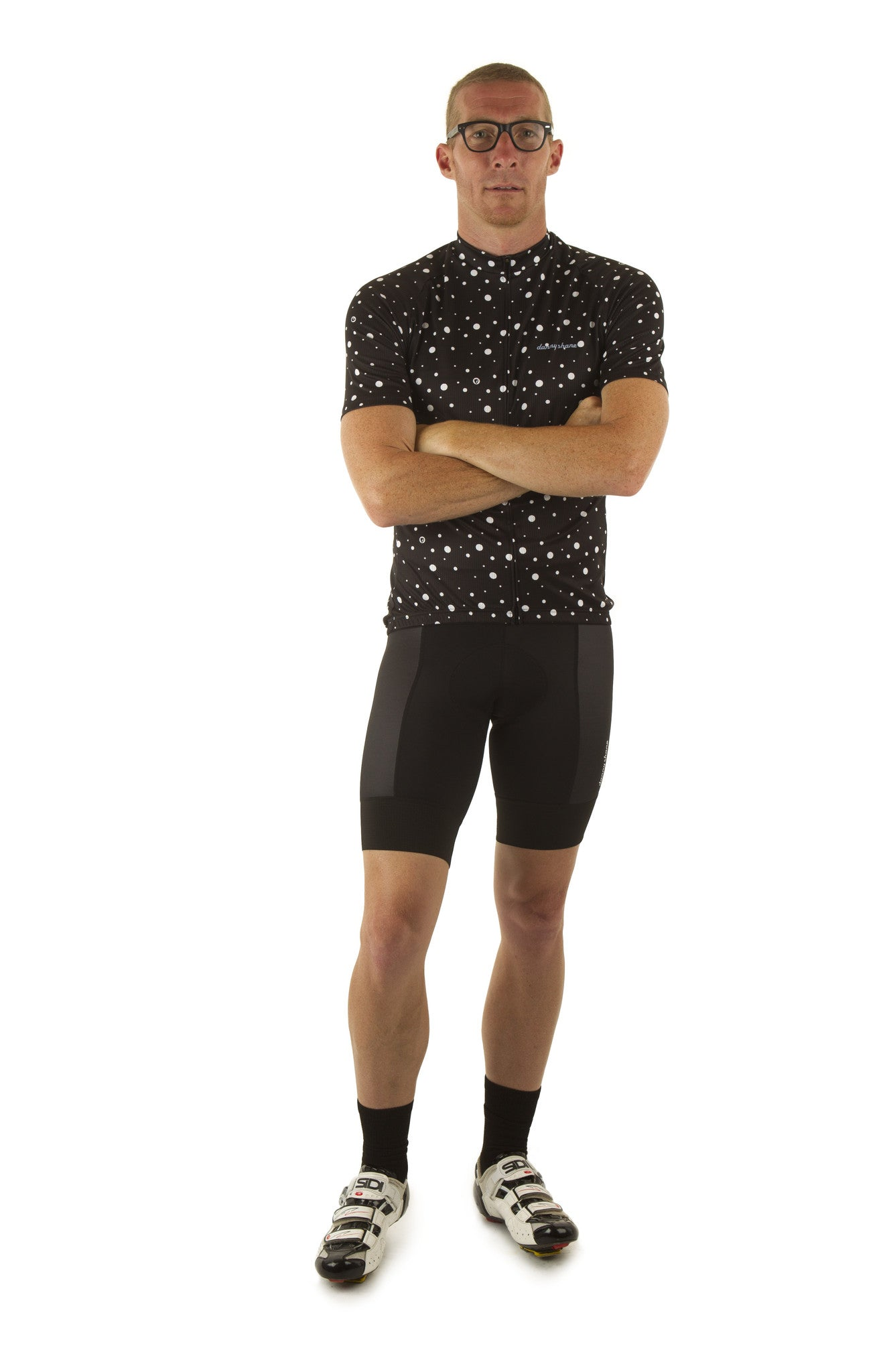 Snowbridge Performance Jersey - Black