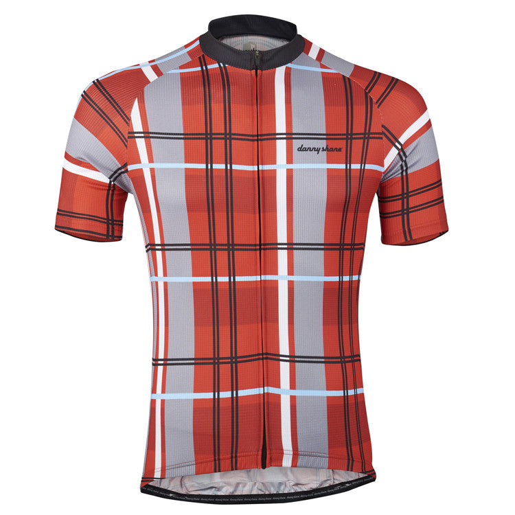 Grand Tour Performance Jersey - Tornado Red