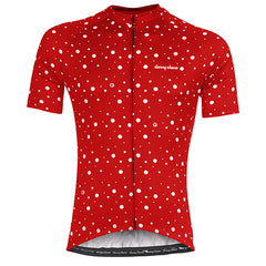 Rainier Red Snowbridge Jersey