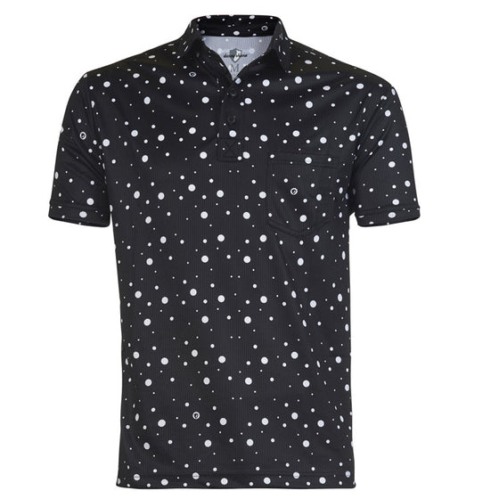 Snowbridge Polo - Black