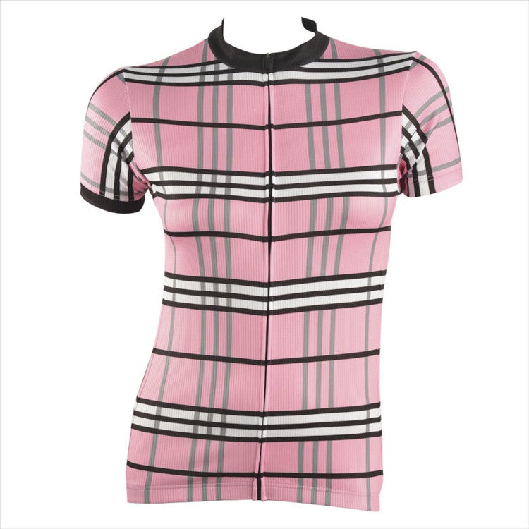 Women's Surrey Pink Cycling Jersey