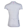 Women's Snowbridge White Performance Jersey