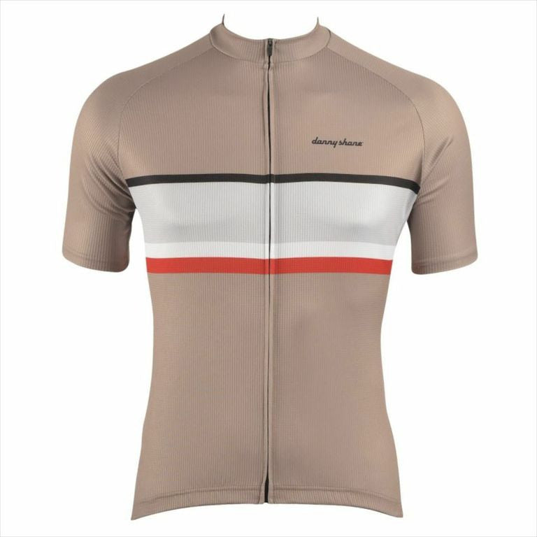 Brownstone Gravel Cycling Jersey