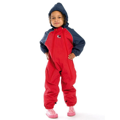 64c08ea1680f Bushbaby Hot Tot Waterproof Suit