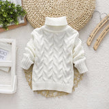 Girls Autumn winter Sweater Top Children Clothing Girls Knitted pullover  Sweater Kids Spring Wear  2 3 4 6 8 years