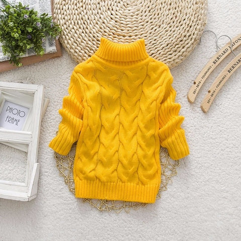 Toddler Girls Autumn winter Sweater Top Baby Children Clothing Boys Girls Knitted pullover toddler Sweater Kids Spring Wear  2 3 4 6 8 years
