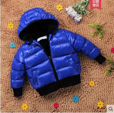 Baby Wadded jacket Baby Cotton-padded Parka Baby Boys Girls Children Unisex Winter Thick Coat