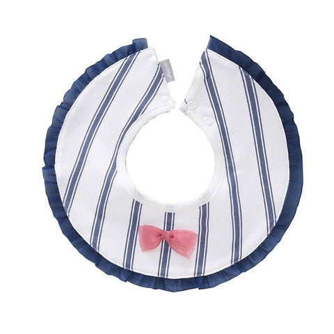 Baby Girls Cute 360 Degree Waterproof Bibs