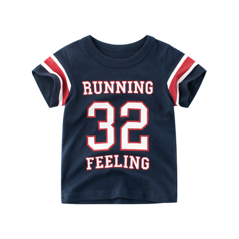 Toddler Boys Shirts 2020 New Boys summer T shirts Kids Cartoon T shirt Children t shirts for Boys short sleeve Boys Cotton Shirts