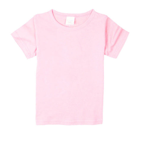Girls Assorted Short Sleeve T-Shirts