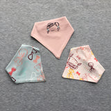 Baby Boys/Girls Assorted Bandanna Bibs 3pc Sets
