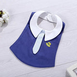 Baby Boys Stylish Necktie Towel Bibs