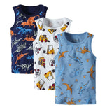 Boys Assorted Tank Tops
