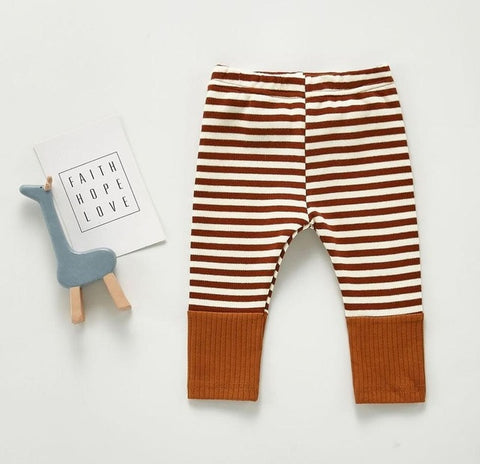 Toddler Girls Leggings Boys Cotton Kids Trousers Baby Pp Pants Autumn Children Clothing Infant Casual Pants