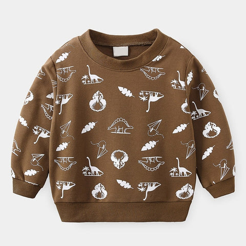 Bear Leader 2-6 Years Children Boys Cartoon Pattern Sweaters Fashion Toddler Sweater Kids Boy Autumn Long Sleeve Knitted Tops