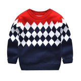 Children's Sweaters Baby Boy Clothes Toddler Casual Outwear Kids Cardigan Clothing Coats Baby Girl Knit Sweater Kids Top Tees