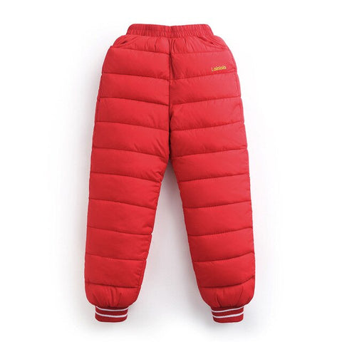 Winter Fashion Pants For Girls Warm Leggings For Girls Pants Children's Clothing Corduroy Boys Pants Sweatpants School Trousers
