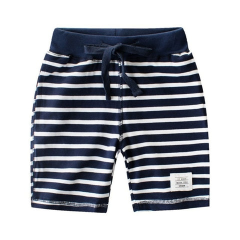 2020 Toddler Kids Boys Striped Swimming Board Shorts Swimwear Trunks Shorts Beach Summer Clothing 2-10T