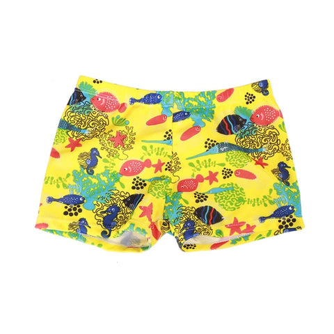 Boys board shorts fashion Summer comfy Toddler Baby Kids Boy Summer Print Swimwear Swimsuit Beach Pants Casual Clothes D300314