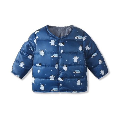 2020 Baby Winter Clothes Baby Snowsuit For Girl Boy's Coat Newborn Toddler Clothing Outerwear