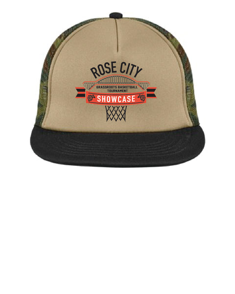 Rose City Showcase Trucker Hat
