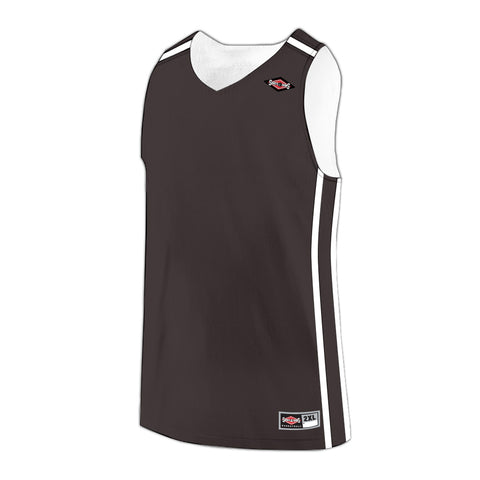 Shirts & Skins Graphite/White League Reversible Jersey