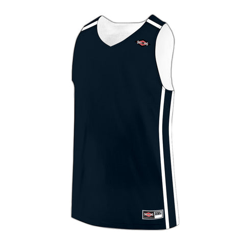 Shirts & Skins Navy/White League Reversible Jersey