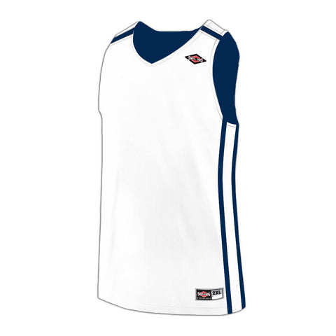 Shirts & Skins Royal/White League Reversible Jersey