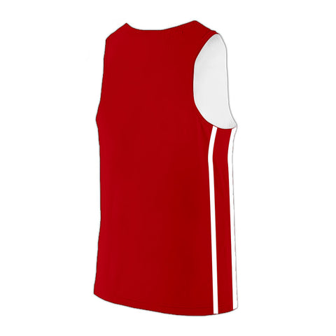 Shirts & Skins Scarlet/White League Reversible Jersey