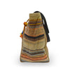 Side view of natural jute tote, Margie Jute Tote.