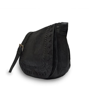 Saddle Crossbody Bag