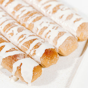 Cinnamon Sugar Breadsticks