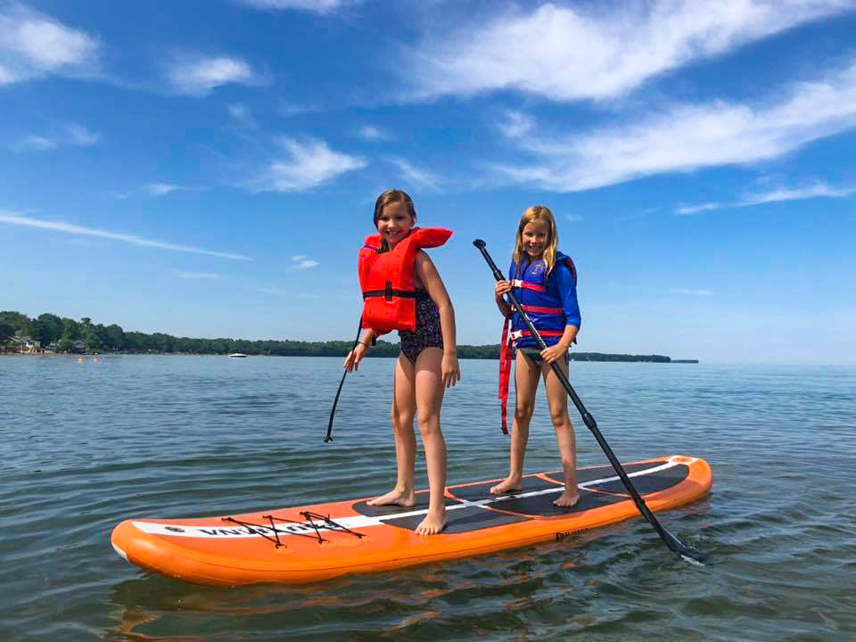 Wild Roamers: Summer Youth Paddle Adventure Camp with SUP Erie Adventures!
