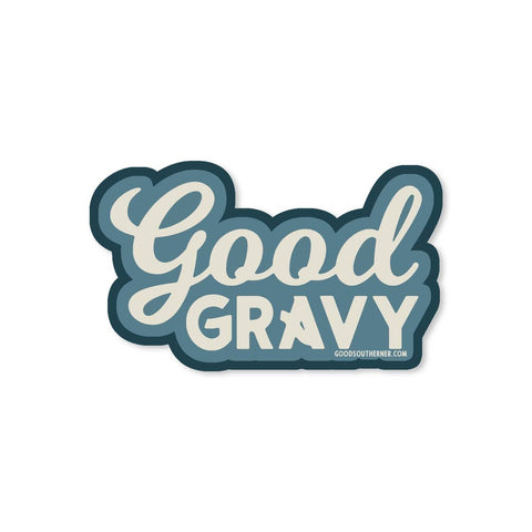 Good gravy sticker