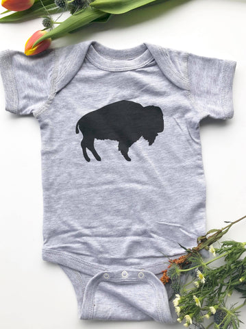 Infant Buffalo Onesie