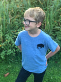 Buffalove toddler tee