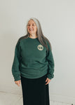 Adventure tree triblend sweatshirt