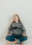 Youth be heard triblend sweatshirt