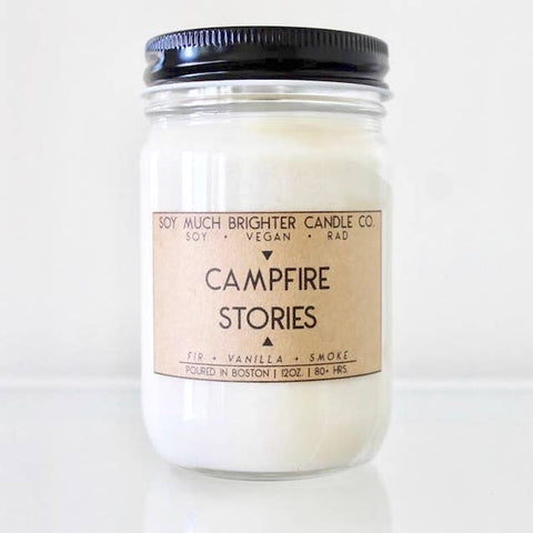 Campfire Stories Soy Candle