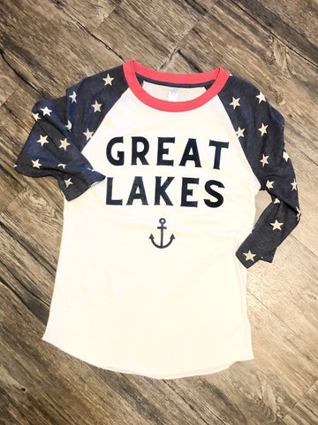 Great Lakes Star shirt