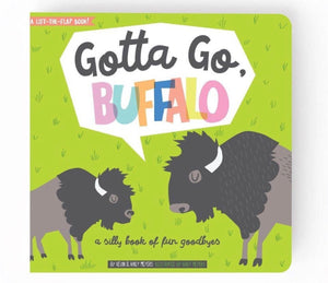 Gotta go buffalo children's book
