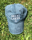 Navy Great Lakes hat