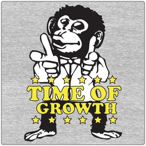 Time of Growth - T-shirt