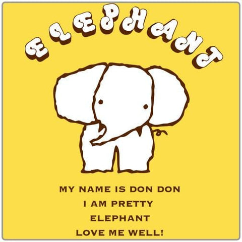 Don Don Elephant - Women's Tee