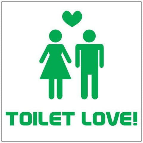 Toilet Love - T-shirt