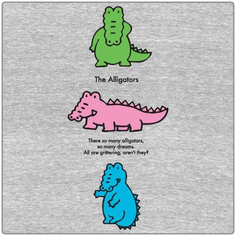 Alligators - T-shirt