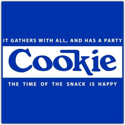 Cookie - T-shirt