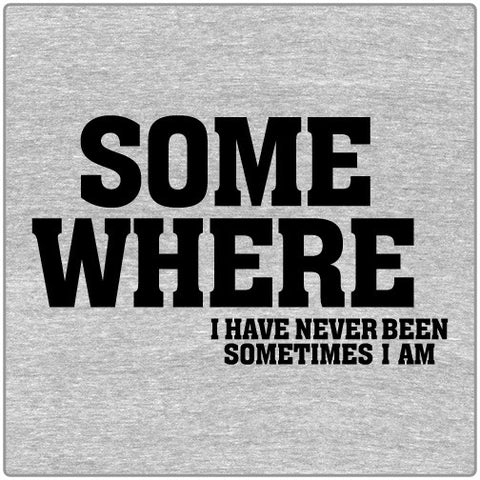 Some Where - T-shirt